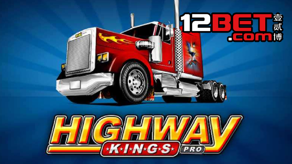 Join the rough ride and win with Highway Kings